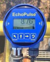 Flowline EchoPulse Liquid Level Indicator