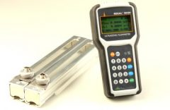 Ultrasonic Clamp-on Flowmeter (Portable)