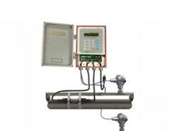 Ultrasonic Clamp-on BTU Meter (Thermal Energy Meter)